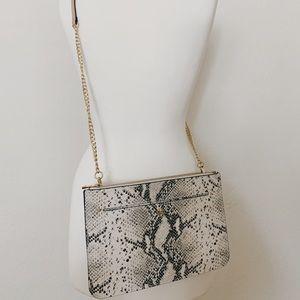 Ann Taylor Clutch/shoulder bag